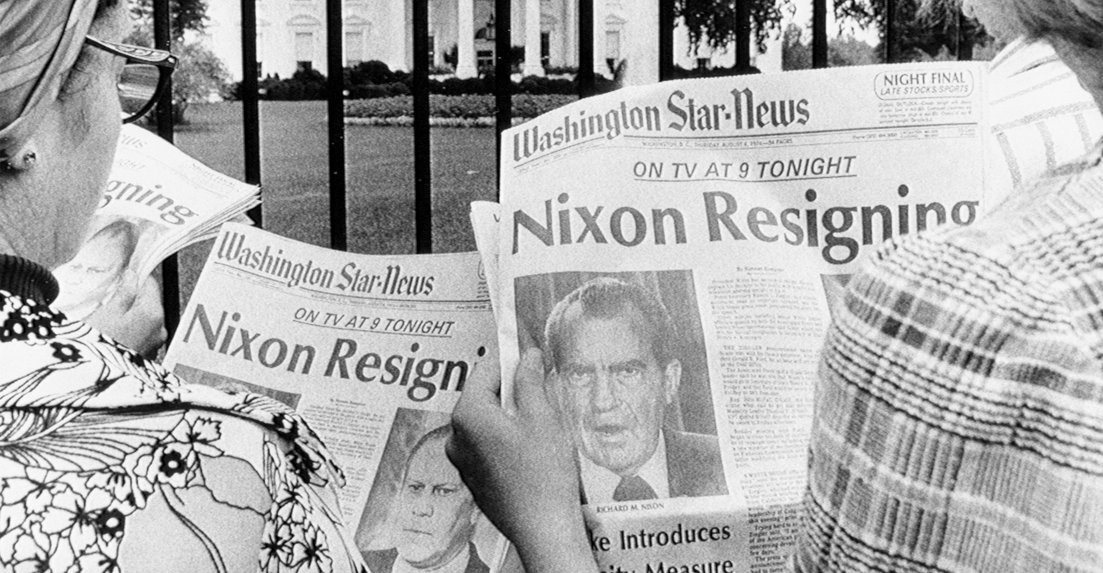 Watergate scandal: A look back at crisis that changed US politics