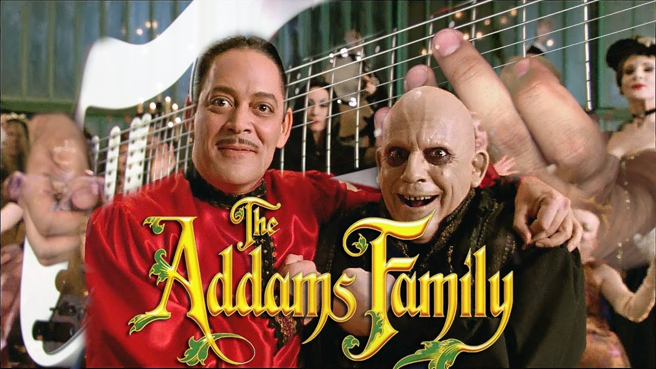 The Addams Family Facts