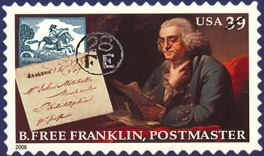 Benjamin Franklin facts