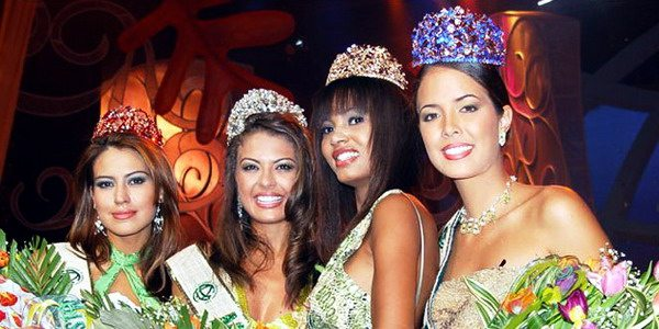 The Miss Universe Pageant Facts