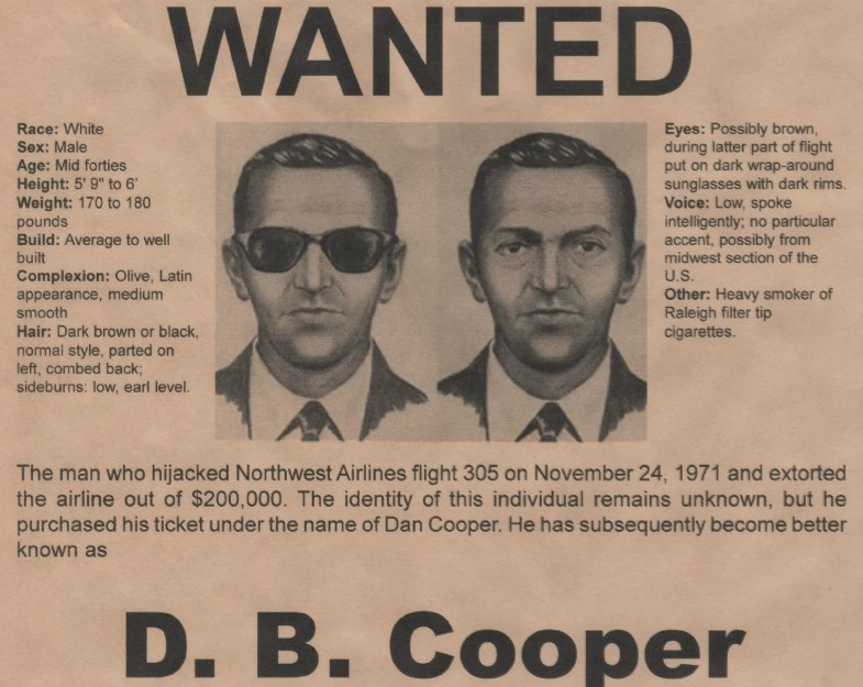 Mysterious Disappearances facts