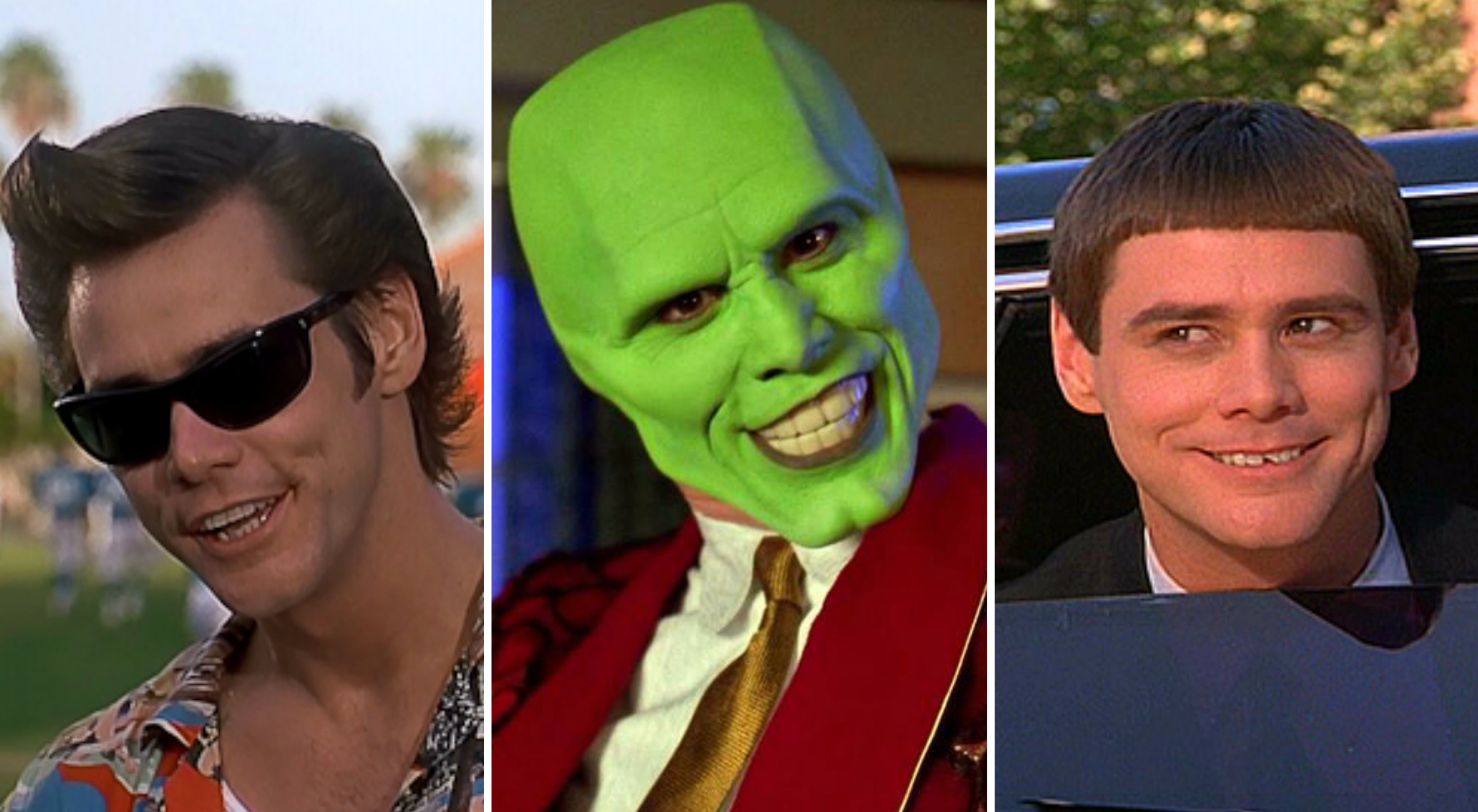 38 Improvised Facts About Jim Carrey Films