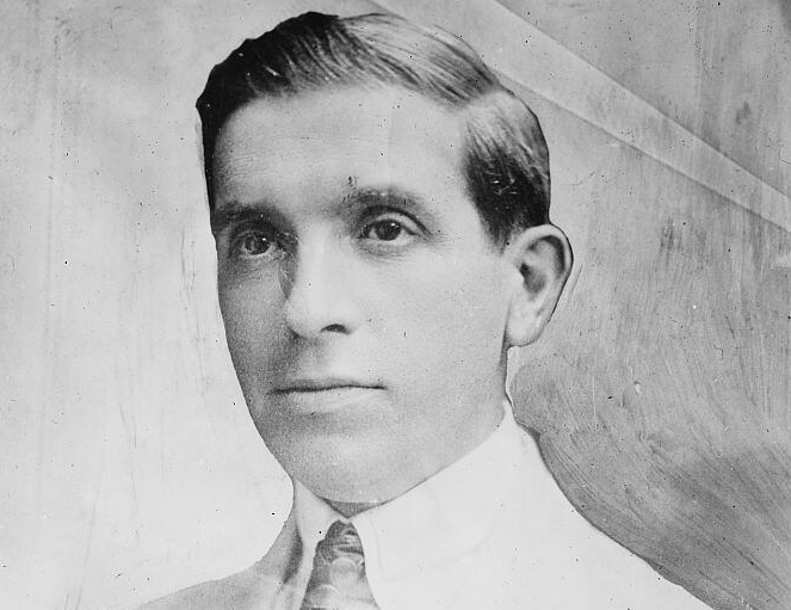 Charles Ponzi facts