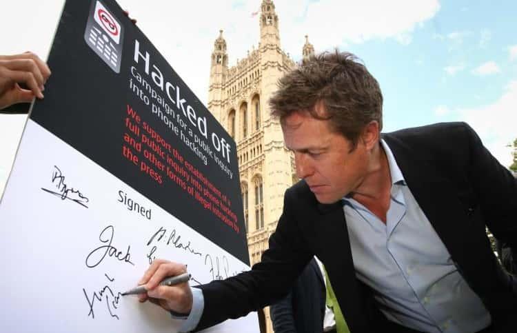 Hugh Grant facts