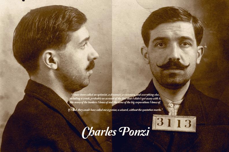 ponzi facts