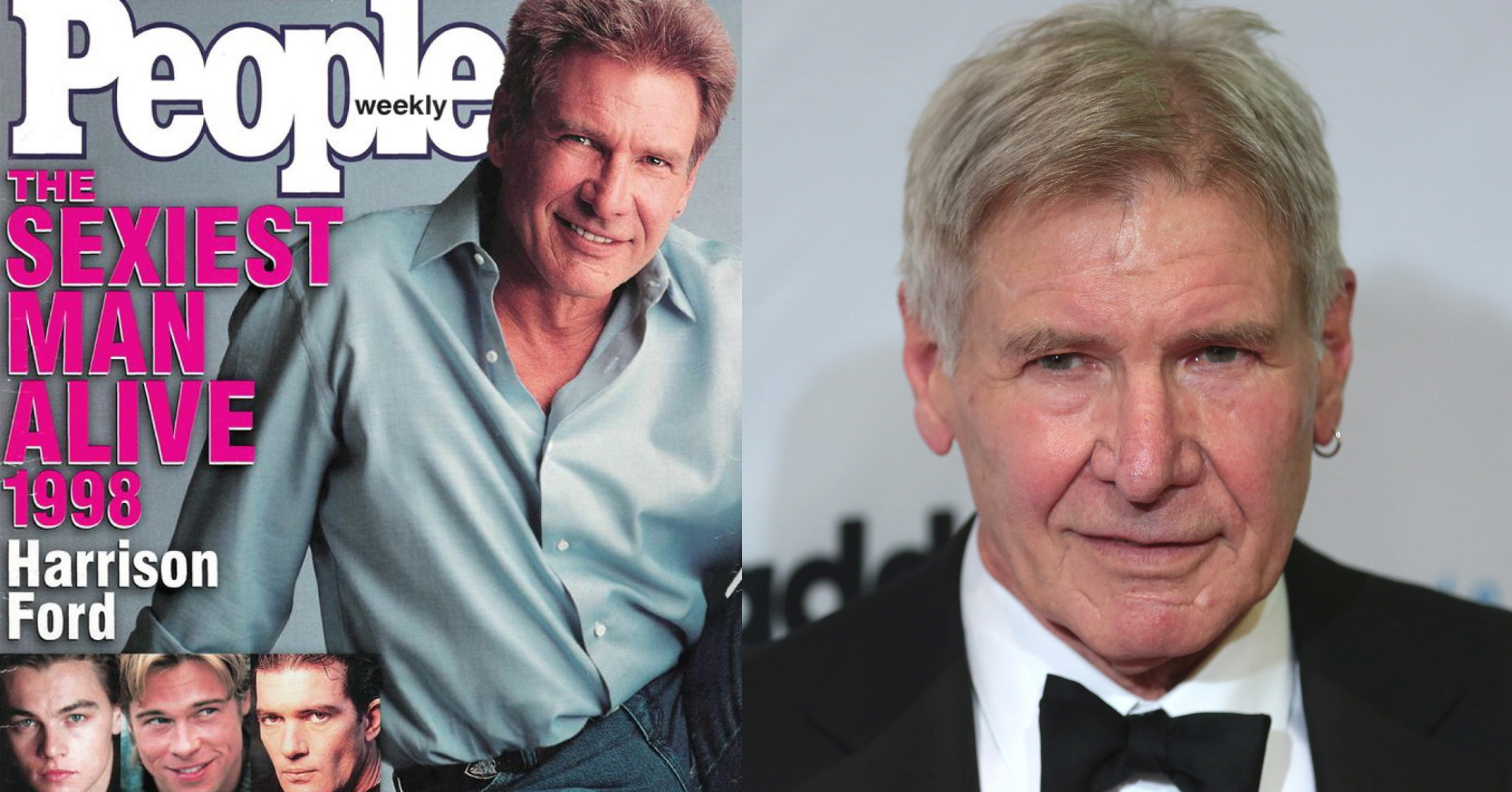 Harrison Ford facts