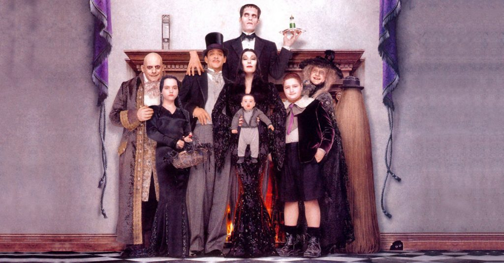42 Kooky And Spooky Facts About The Addams Family