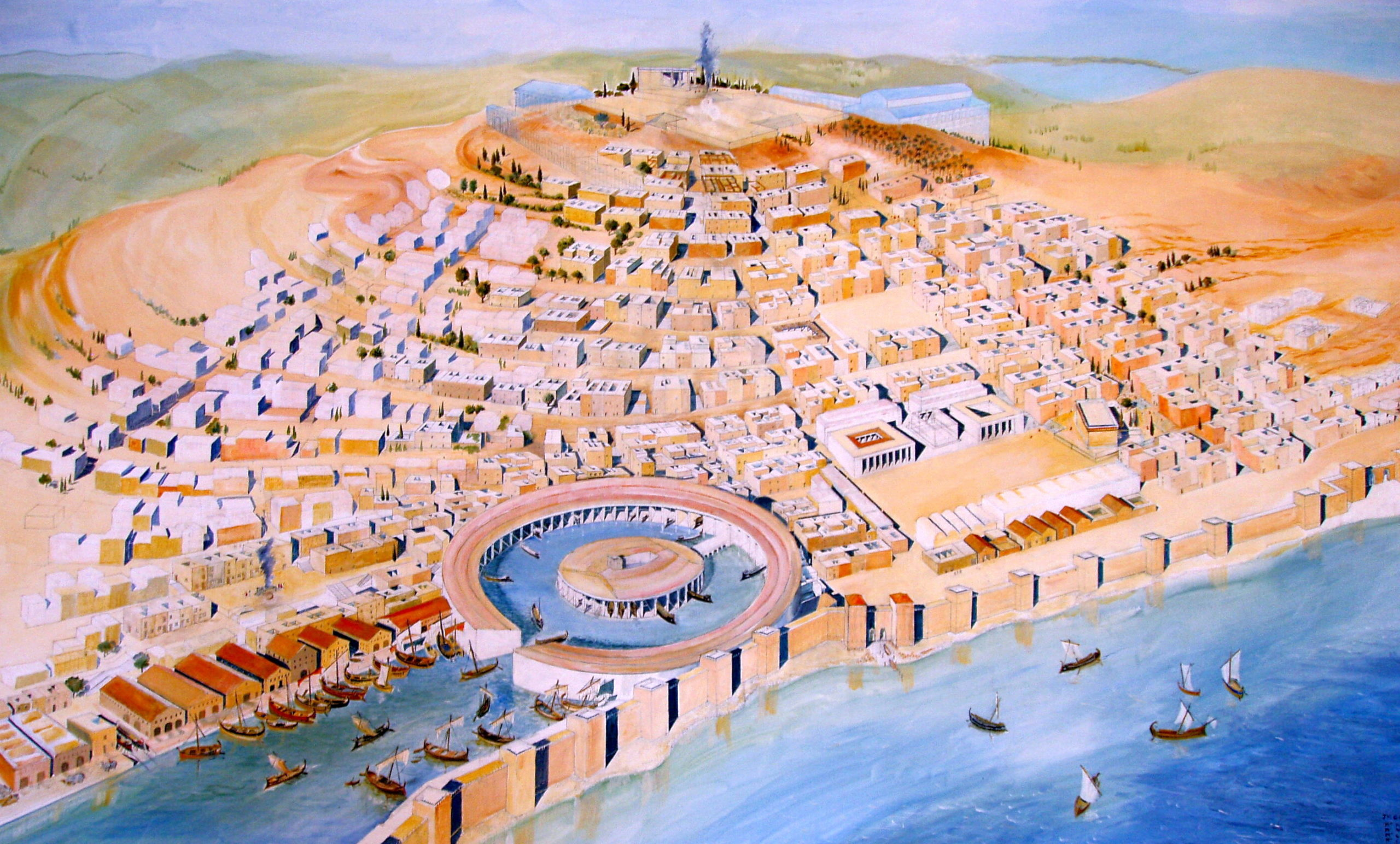Oldest Cities On Earth Facts