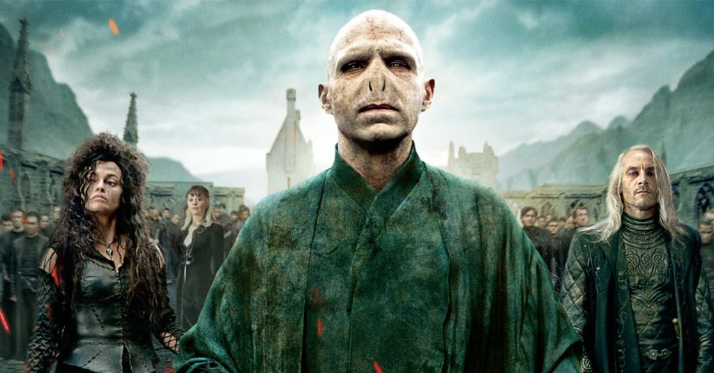 24 Terrifying Facts About The Death Eaters