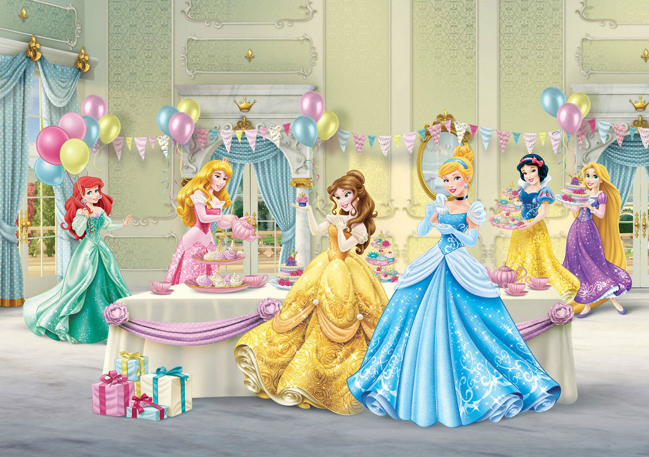 49 enchanting facts about disney princesses - Housse de couette disney princesse ...