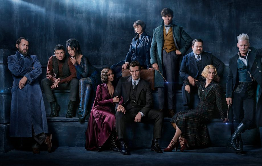 fantastic beasts Harry potter facts movies