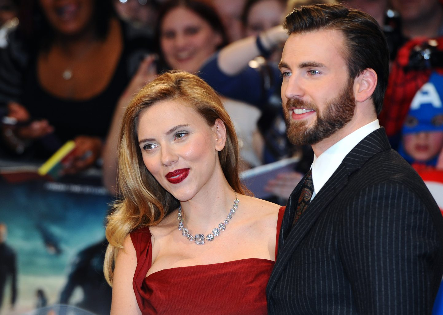'Captain America: The Winter Soldier' - UK Film Premiere - Red Carpet Arrivals