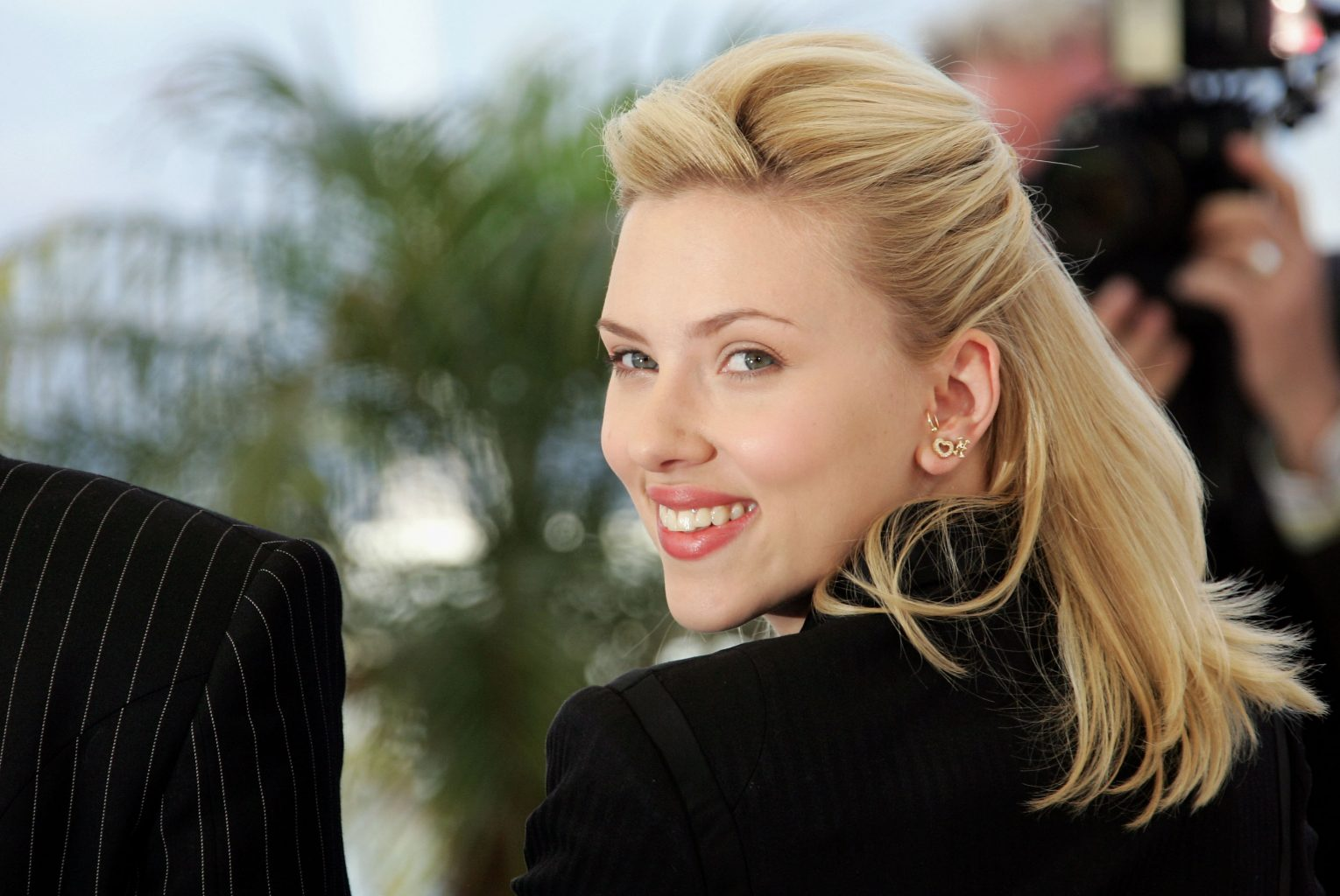 Scarlett Johansson facts