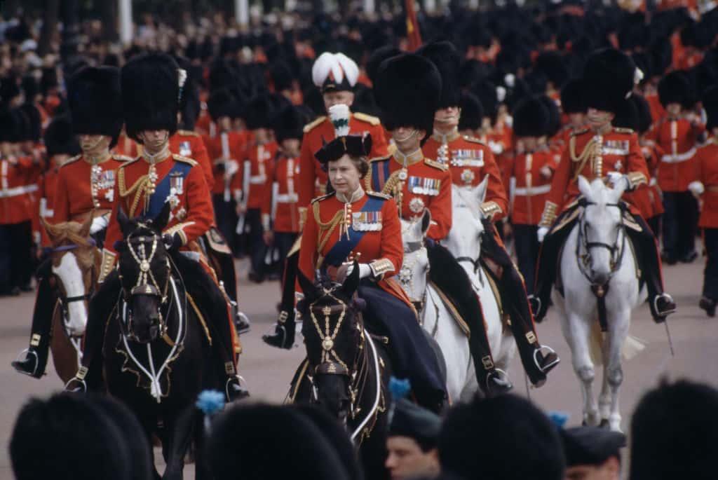 Elizabeth II Facts