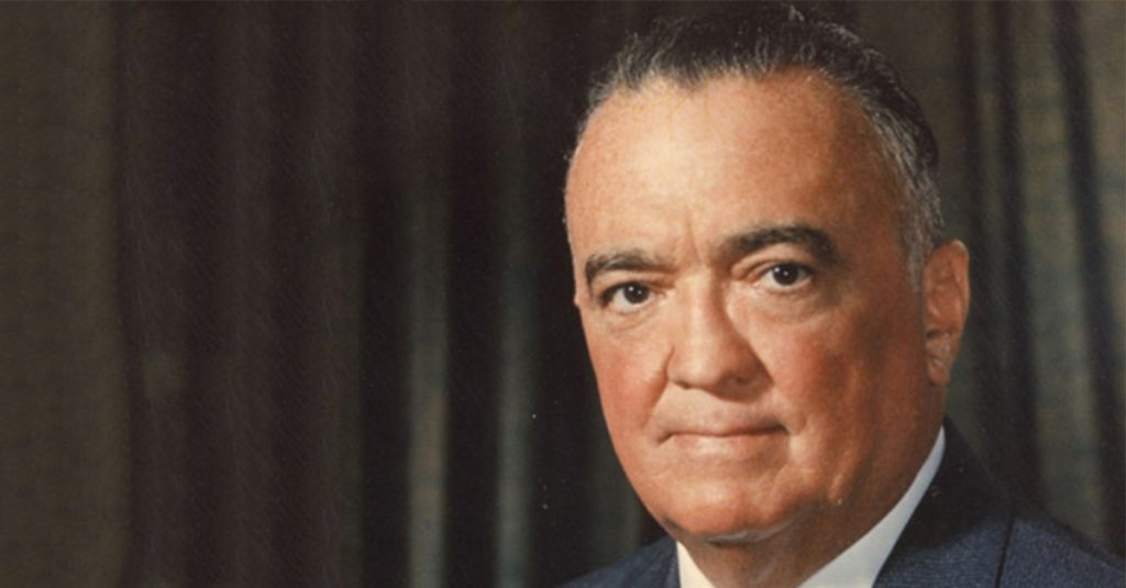 32 Top Secret Facts About J. Edgar Hoover