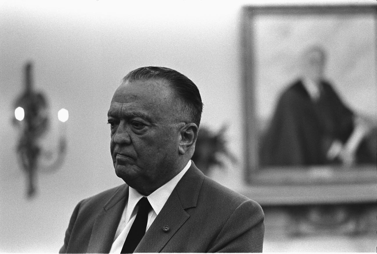 J. Edgar Hoover Facts