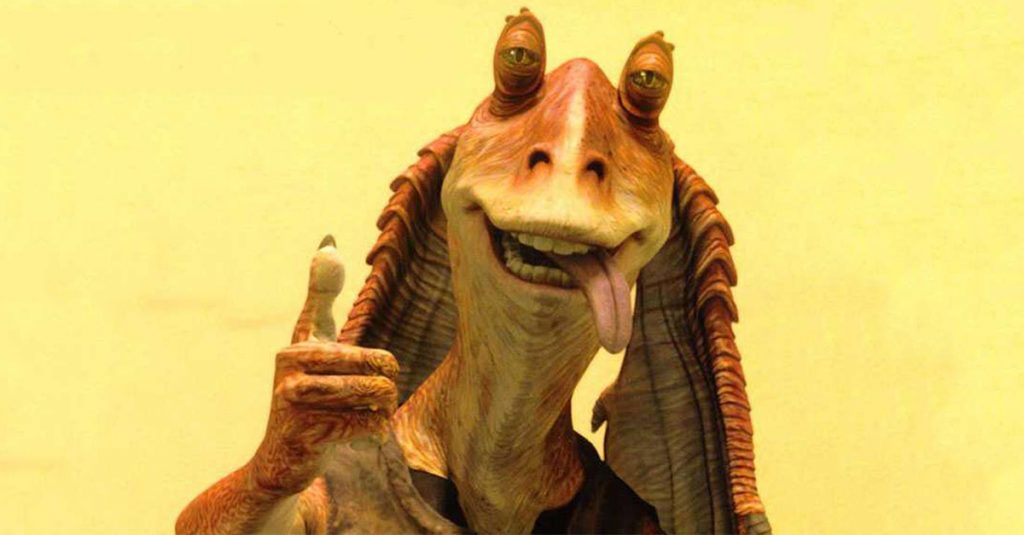 24 Totally Hateable Facts About Jar Jar Binks