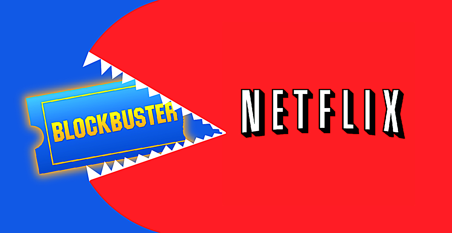 blockbuster vs netflix which will win Dish network acquired the assets of blockbuster in april 2011 through a bankruptcy auction we recognized that the entertainment landscape was changing, and we believe that blockbuster will continue to evolve its online delivery.