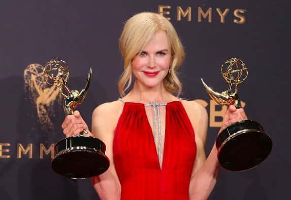 Nicole Kidman Awards Facts