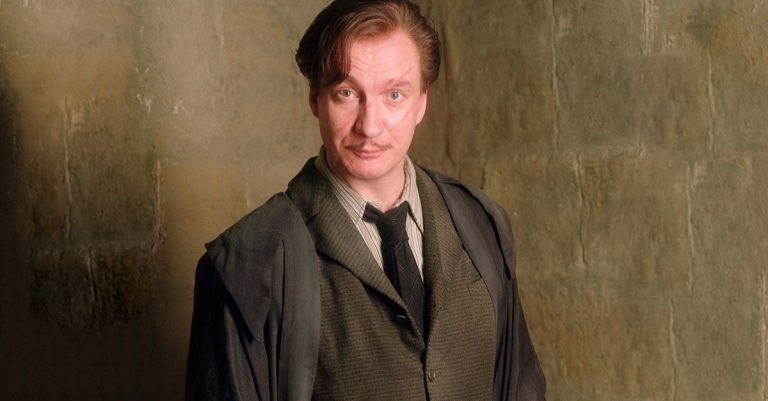Remus Lupin Facts