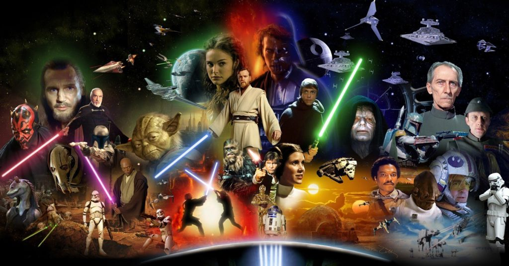 24 Out-of-This-World Facts About Star Wars Characters