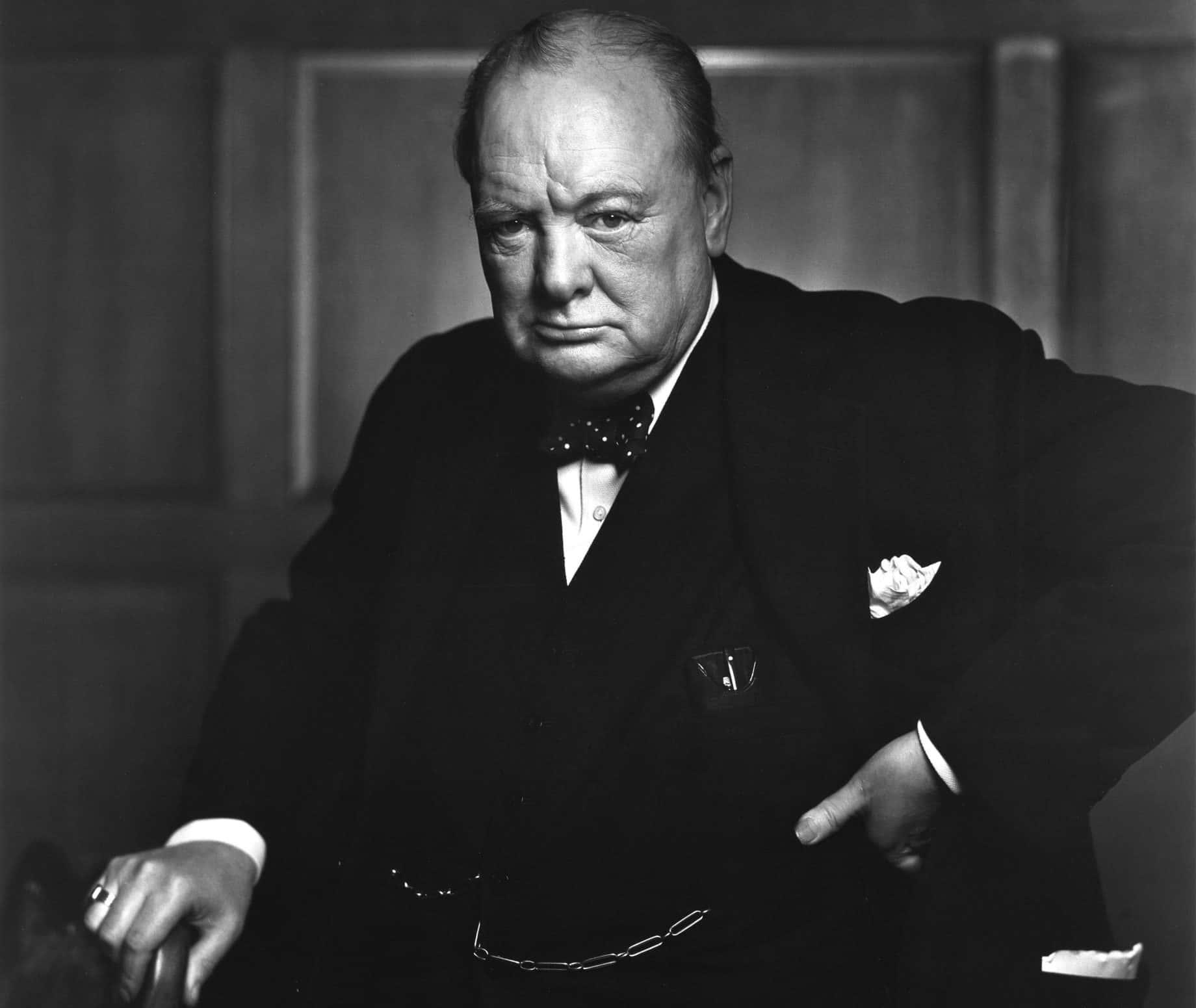 Winston Churchill facts