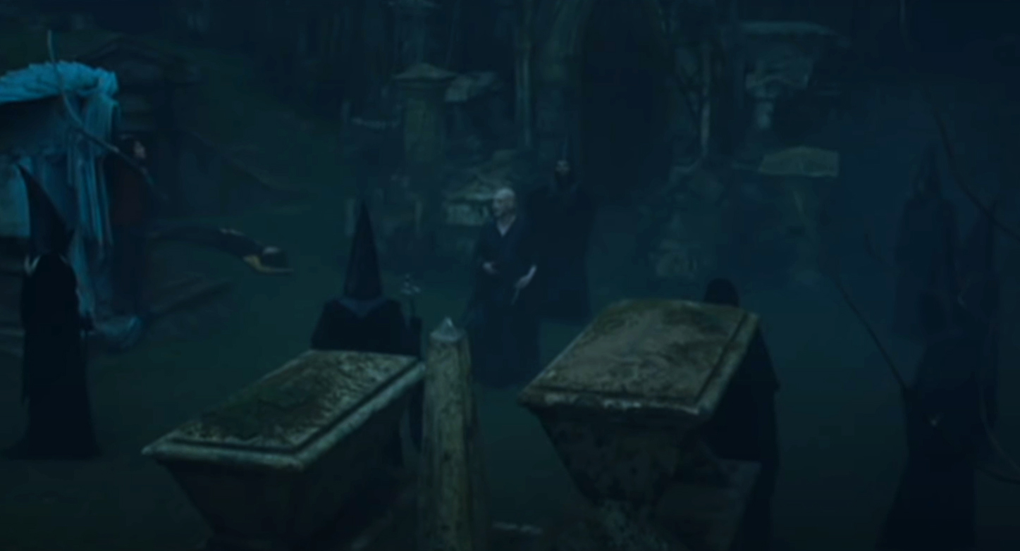 The Death Eaters facts