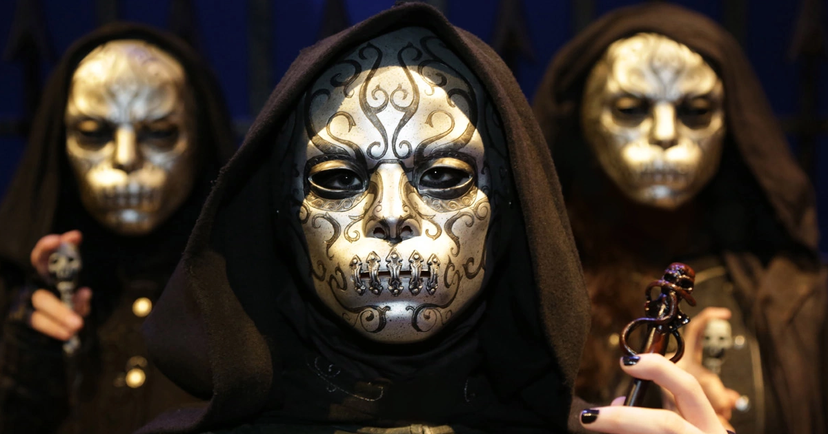24 Terrifying Facts About The Death Eaters - Page 2 of 25