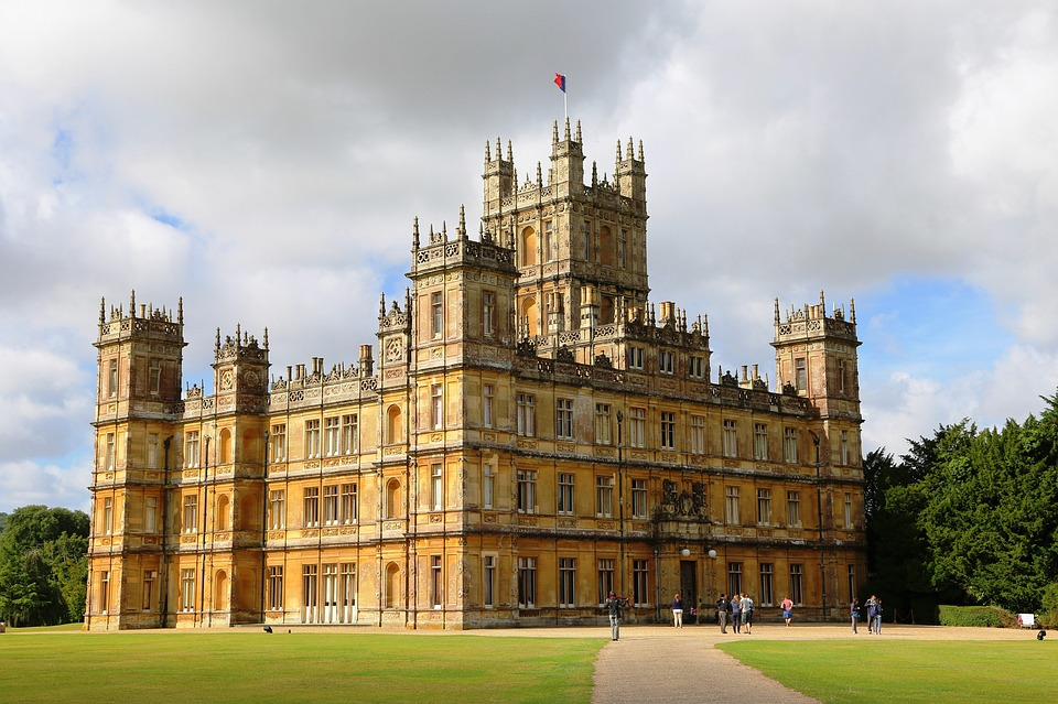 32 Posh Facts About Downton Abbey