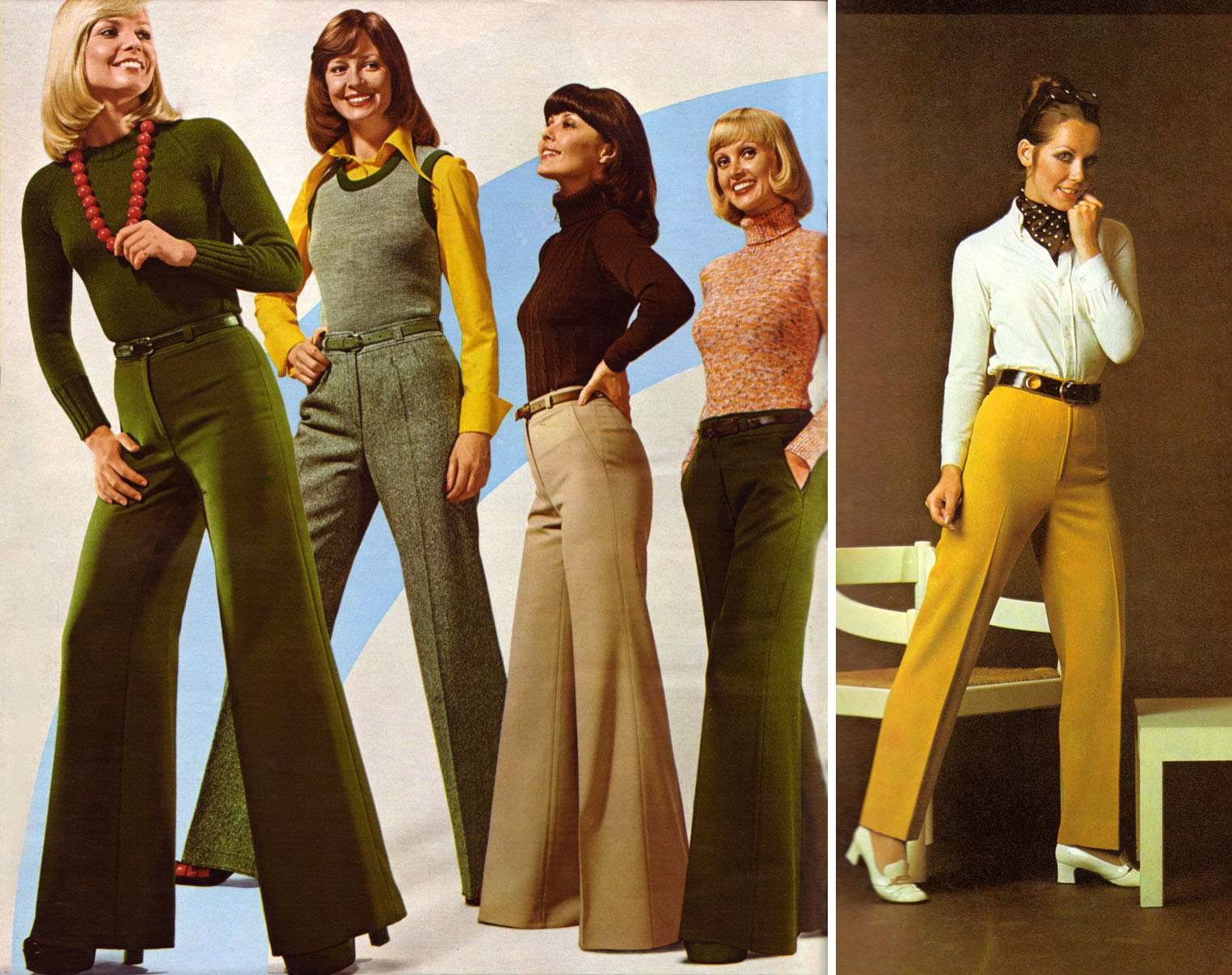 Fashion in the 1970s facts 1