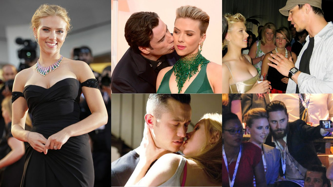 Scarlett Johansson facts