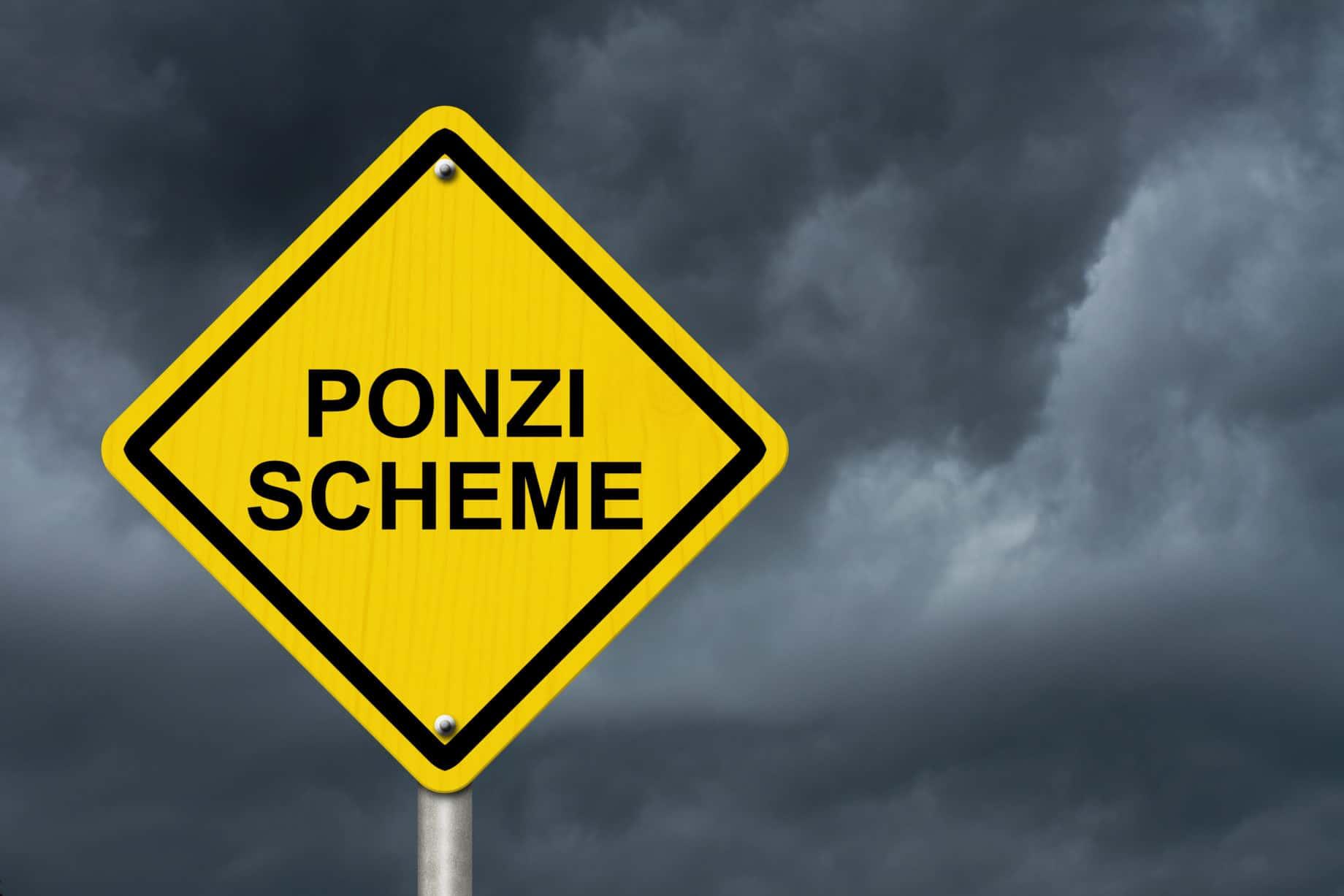 Charles Ponzi facts
