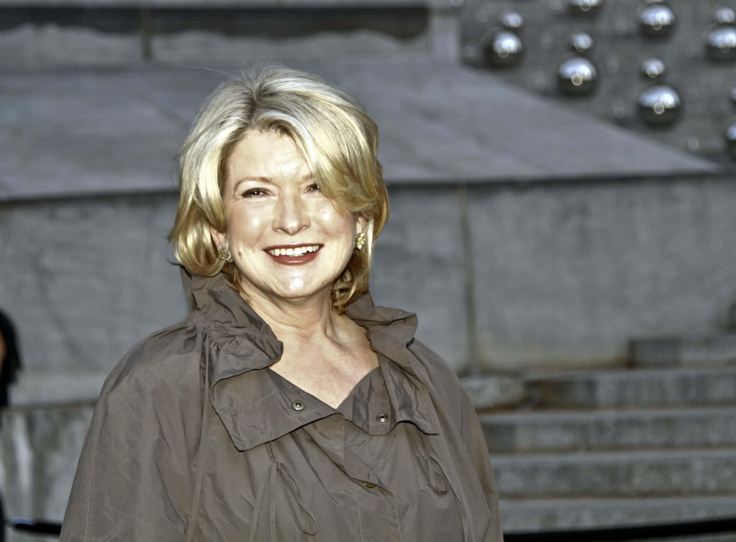 Martha Stewart Facts