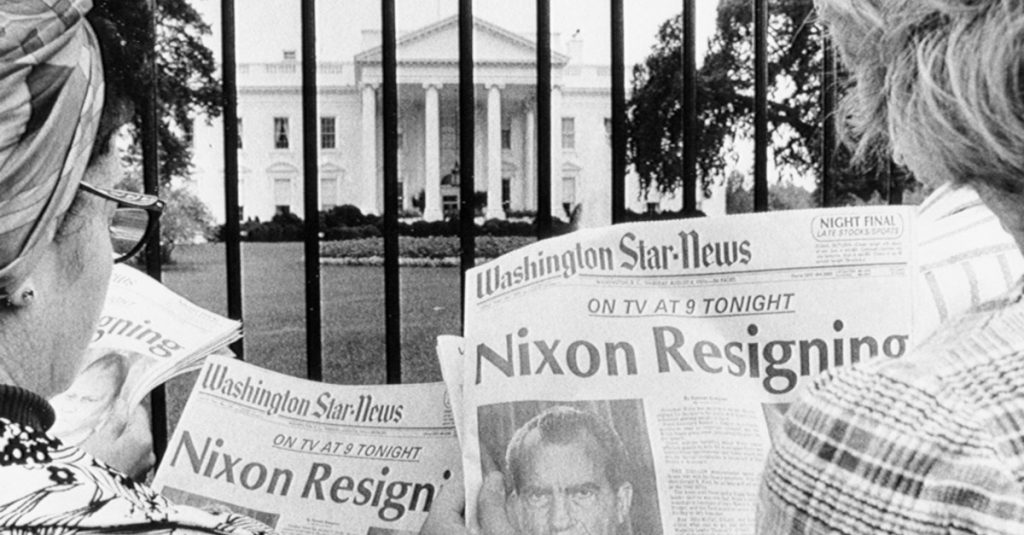 30 Unimpeachable Facts About the Watergate Scandal