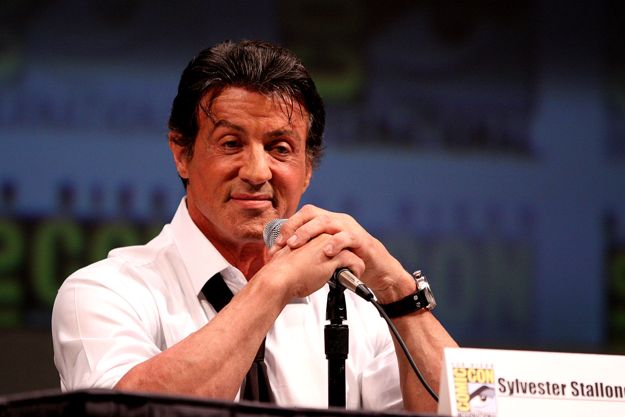 Sylvester Stallone facts