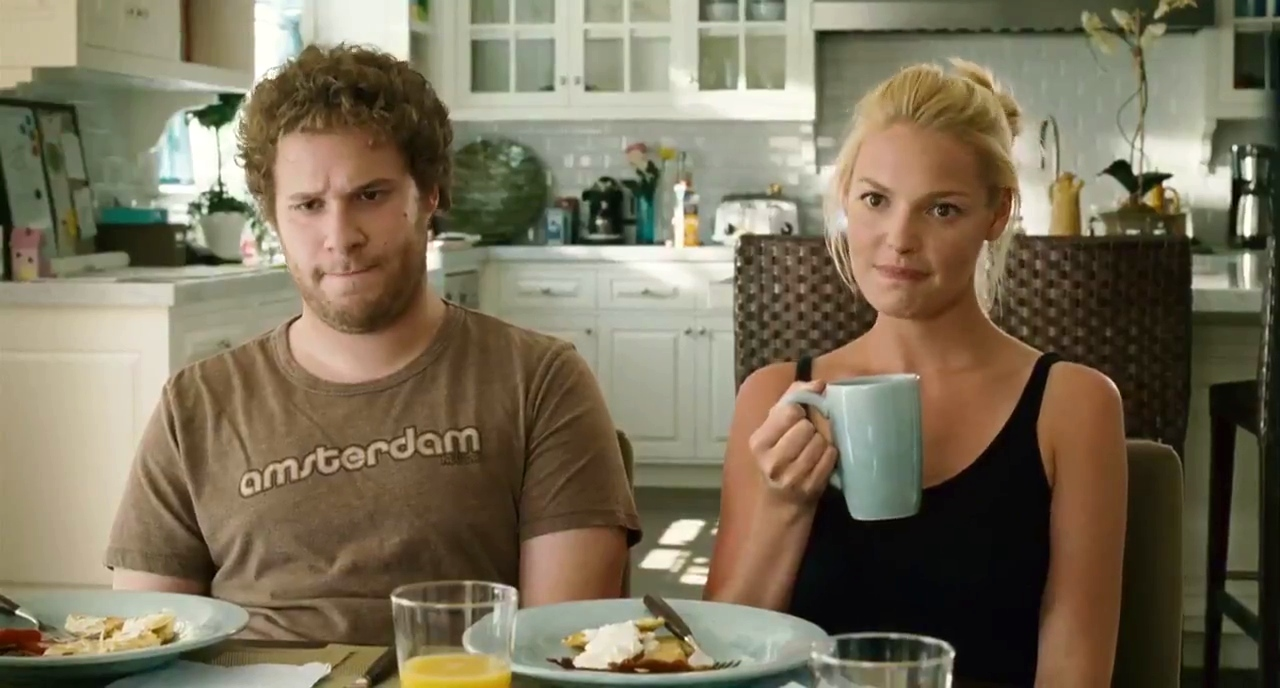 Seth Rogen Films facts