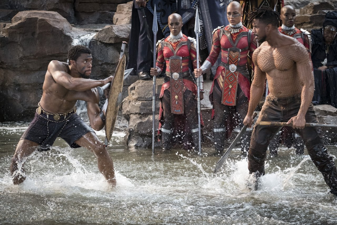 Black Panther Film facts