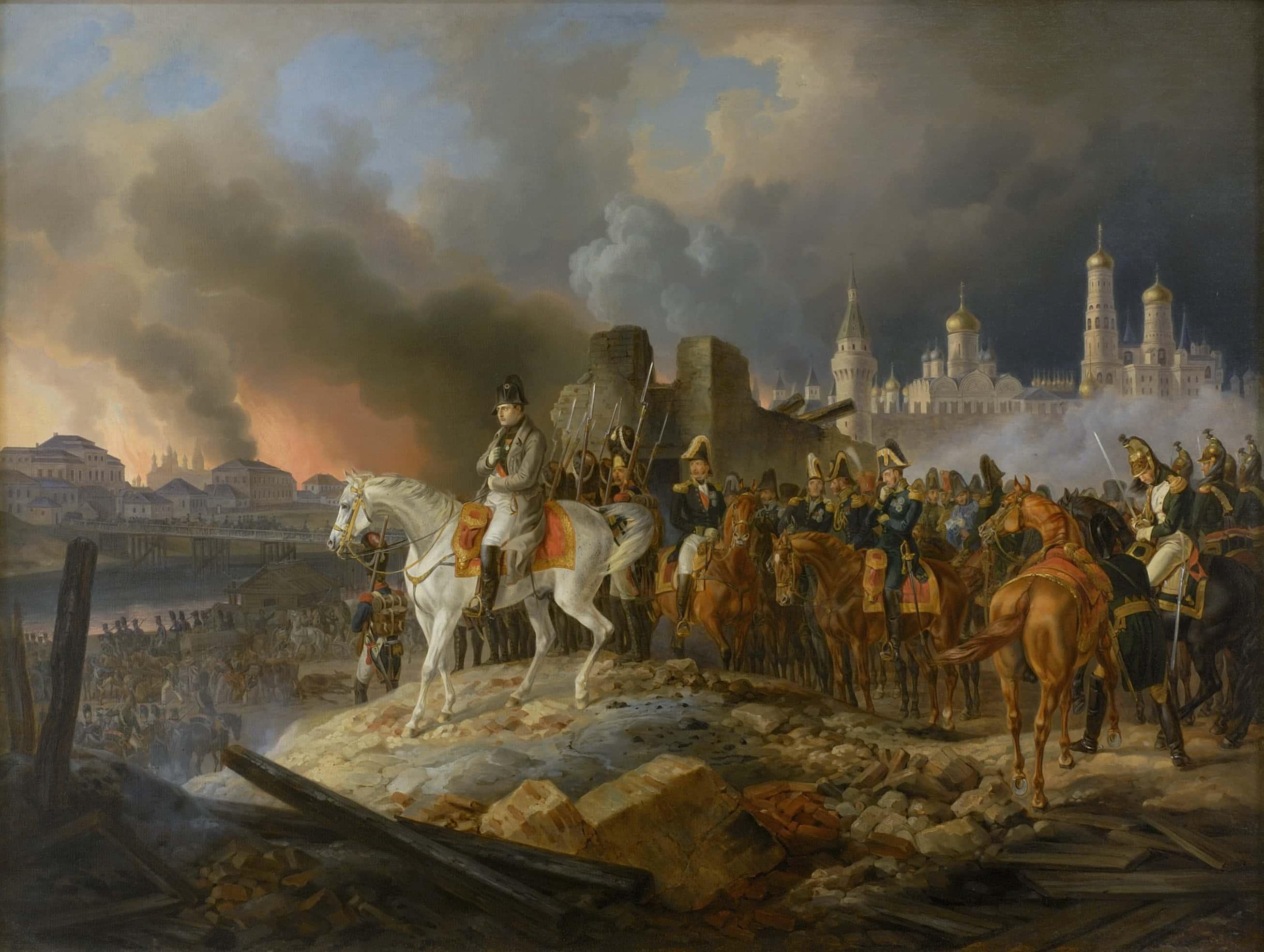 Napoleon Bonaparte facts