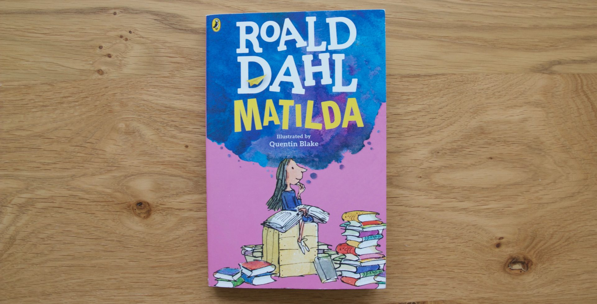 Roald Dahl's Matilda facts