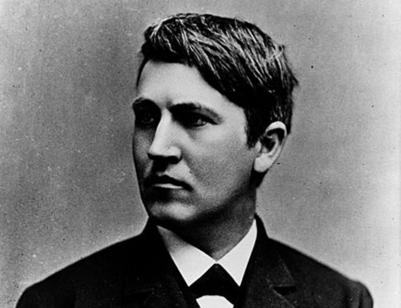 Thomas Edison Facts