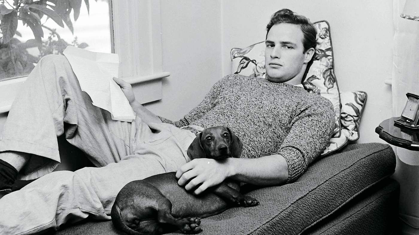 Marlon Brando facts
