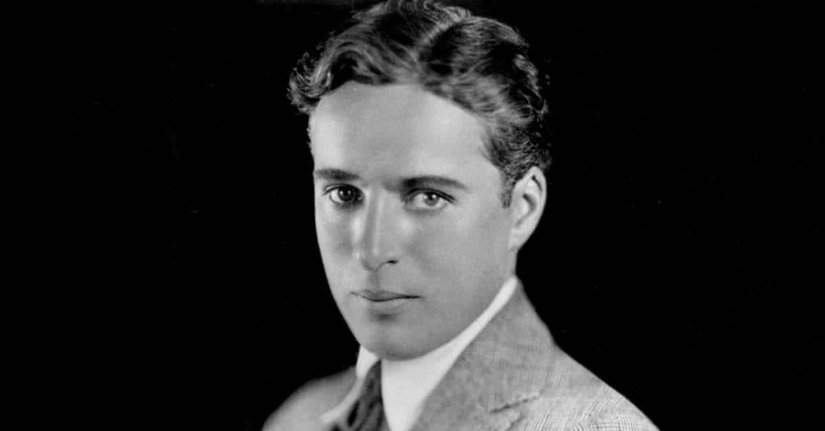 Charlie Chaplin Facts