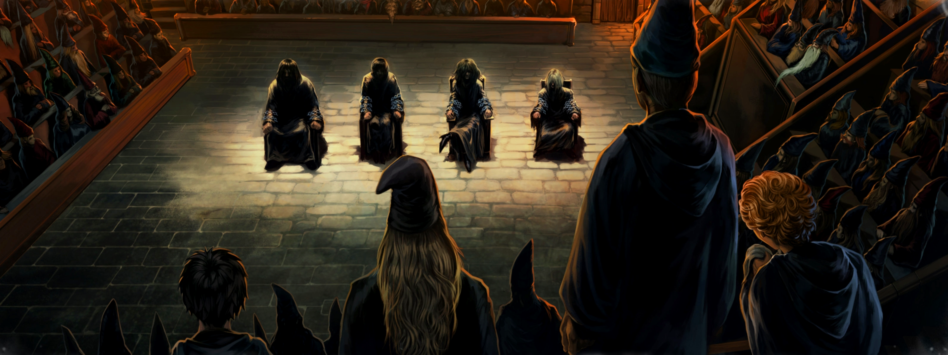 24 Secretive Facts About The Order of the Phoenix