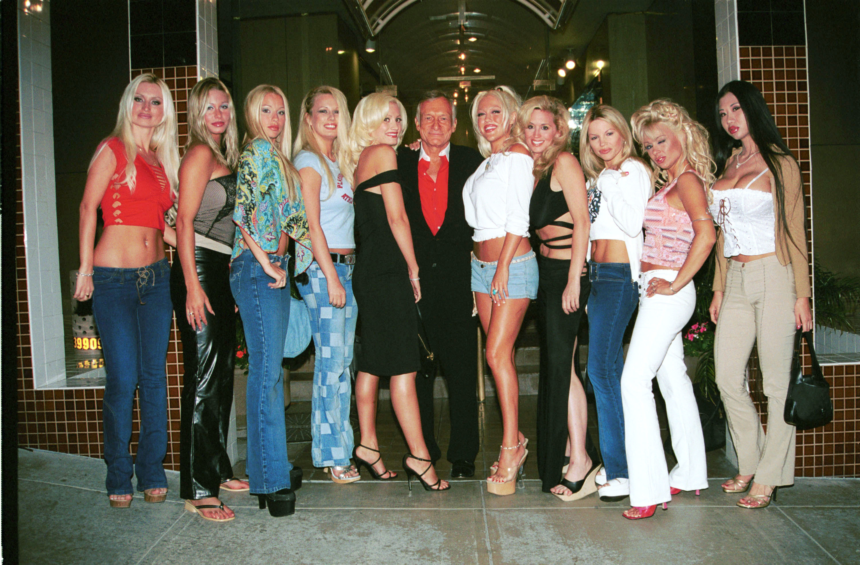 Hugh Hefner facts