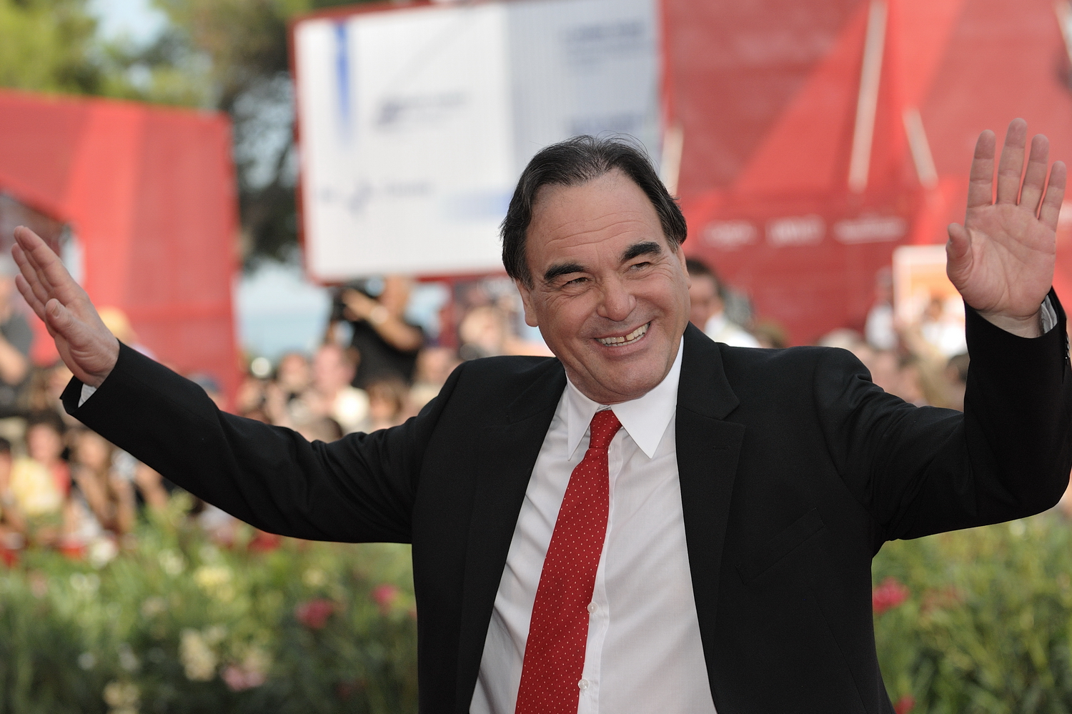Oliver Stone Films Facts