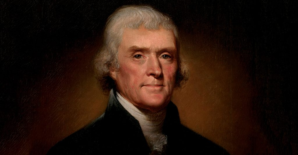 42 Presidential Facts About Thomas Jefferson