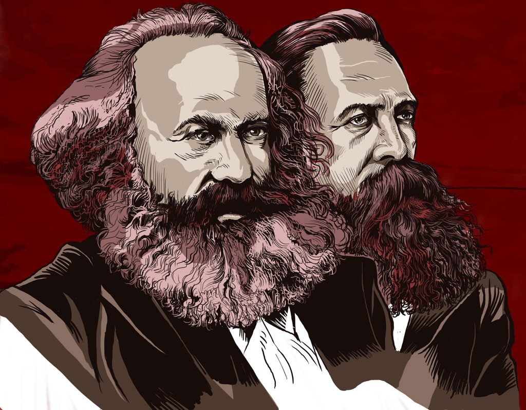 karl marx and frederick engels essay Karl marx friedrich engels  frederick engels  of louis bonaparte's coup into his essay about the coup indeed, marx even called the essay the .