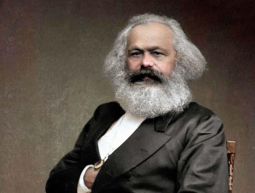Karl Marx Facts