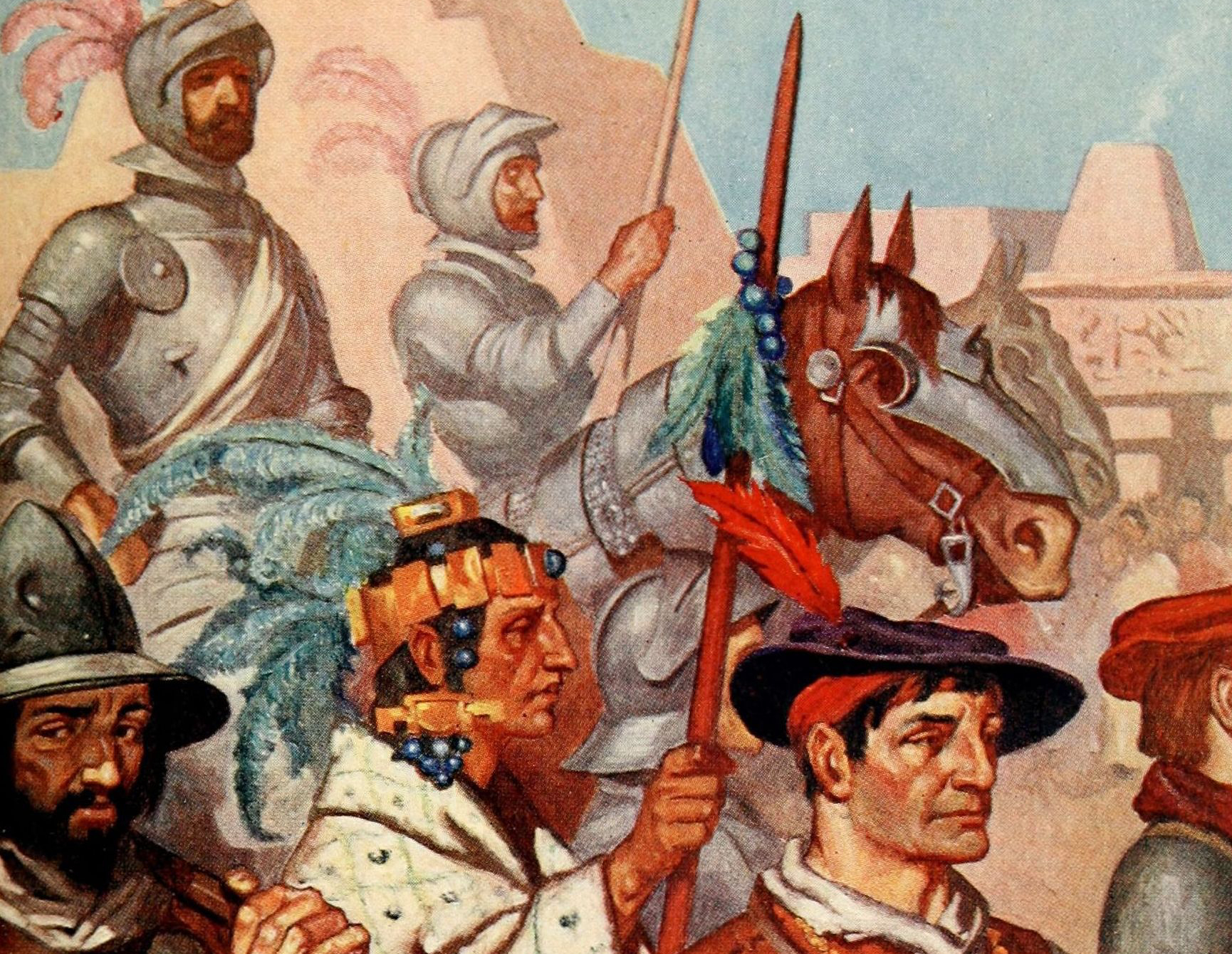 Spanish Conquistadors facts