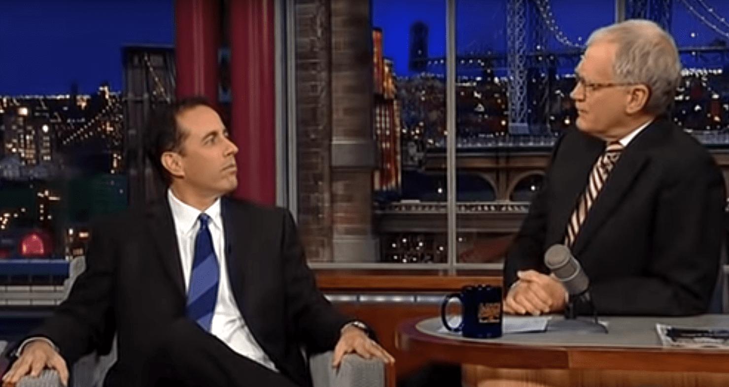 David Letterman facts